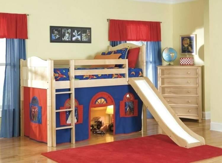 Dynamic Furniture 414 4 pc Kids Bedroom Set
