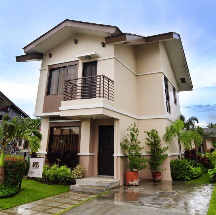 two storey house design philippines affordable house design modern houses  on two story house plans with