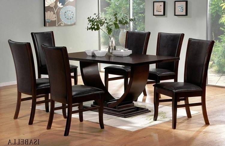 dark dining room table with light chairs best dark table light chairs  images on dining rooms