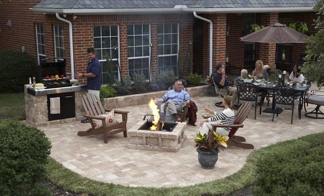 cedar patio cover furniture stainless steel grill outdoor kitchen mckinney  texas