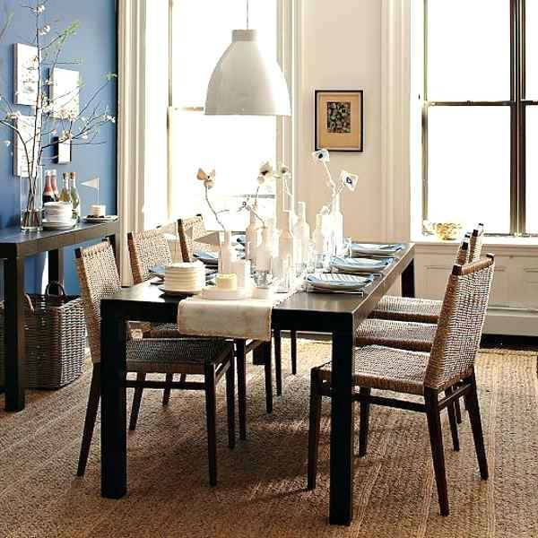Room And Board Dining Tables Contemporary Parsons Table With Soren Chairs  Modern Intended For 0 | Lcitbilaspur