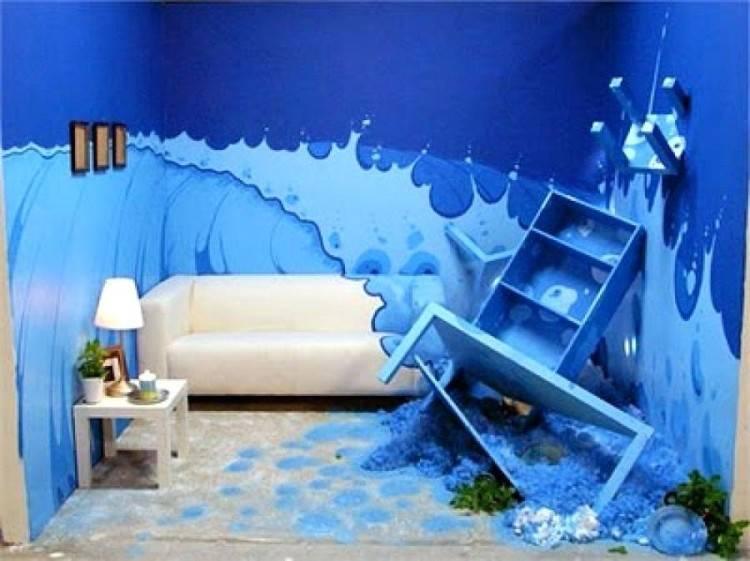 blue paint bedroom ideas