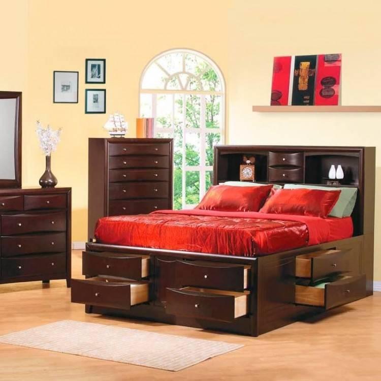 Kaslyn Full Bookcase Bed, White, large