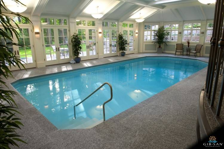 im sports west replace pool and locker room hvac systems