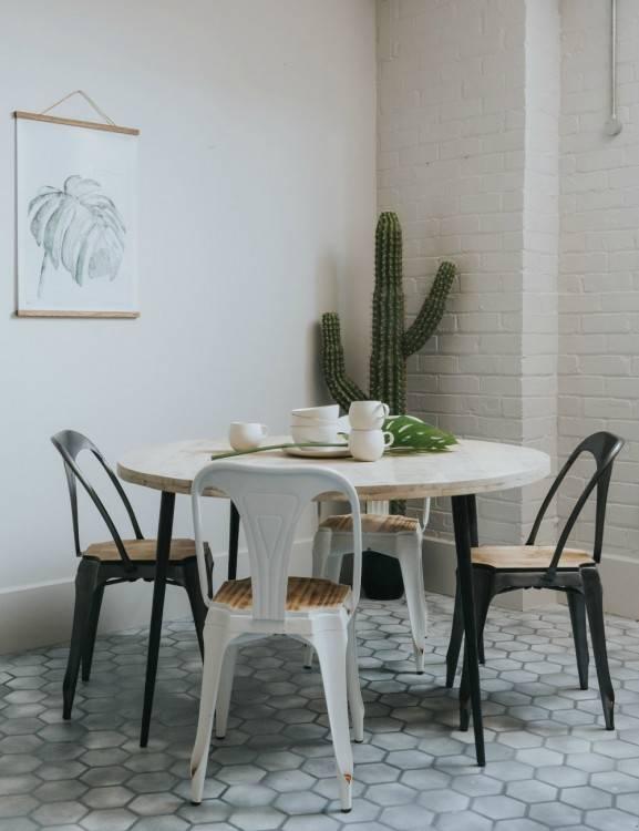 XINGLIEU Dining Room Chairs 2 pcs Dining Chair Rattan Mango Wood Dining Set  Colour: Natural rattan colour: Amazon