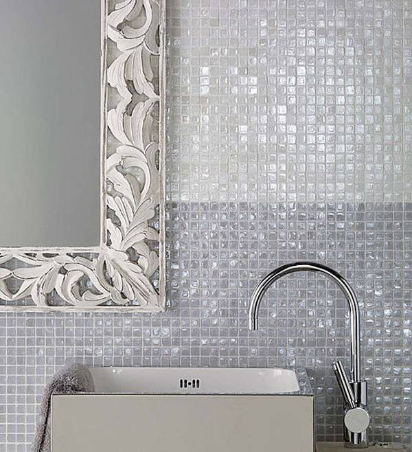 bathroom mosaic wall tiles