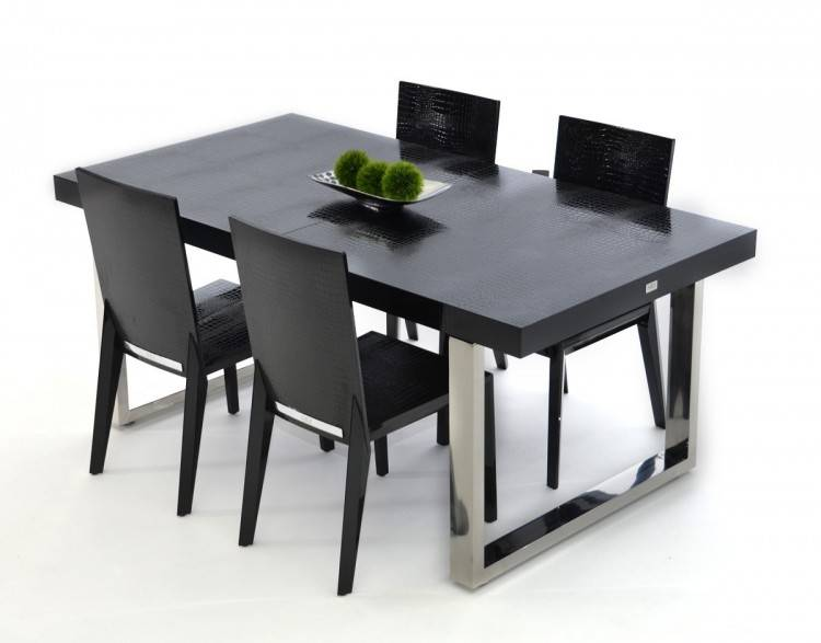 black lacquer dining room furniture black lacquer table black