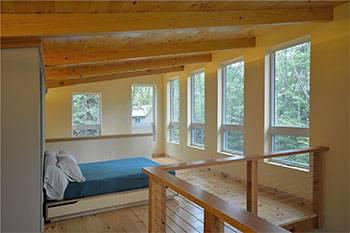Living Room, Simple Window Home Framed Pocket Glass Windows Modern White  Frame Color Small Pocket