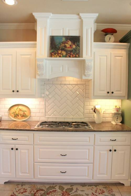 Full Size of Kitchen Decoration:white Backsplash With White Cabinets Frugal Backsplash  Ideas Home Depot