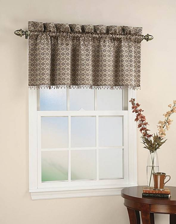 curtain valance ideas living room bedroom