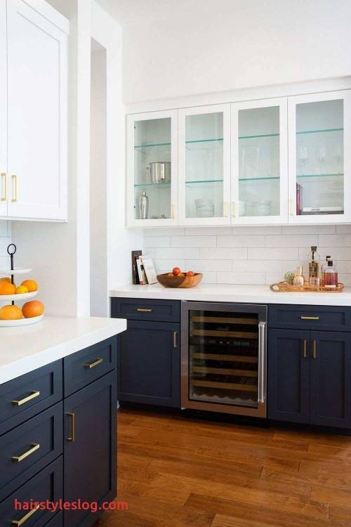 chow down new space takes offices to the next level photos navy cabinets blue  kitchen decor