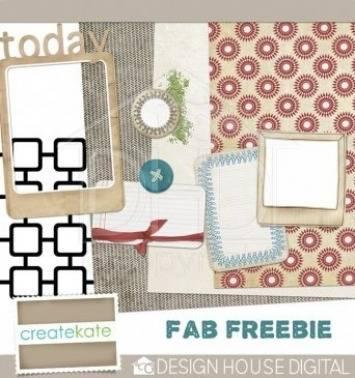Digital Scrapbooking Day 2011 DHD Bloghop FREEbie