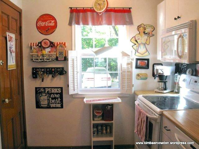 This would be amazing! | House |  Pinterest | Kitchen, 50s diner kitchen and Kitchen styling
