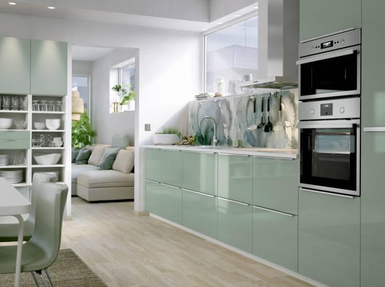 ikea galley kitchen