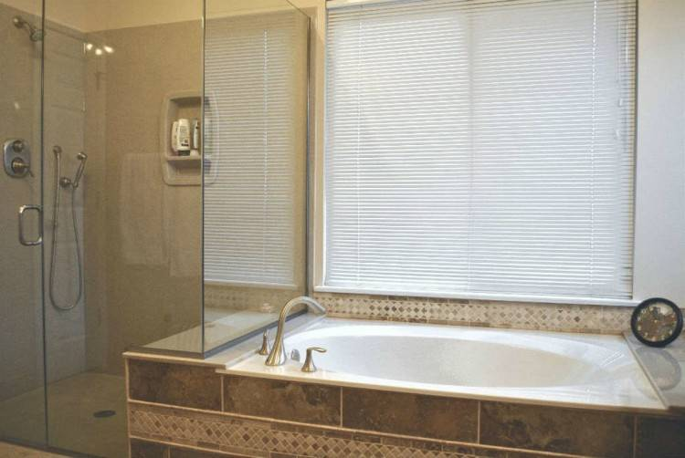 bath instead of a shower View in gallery