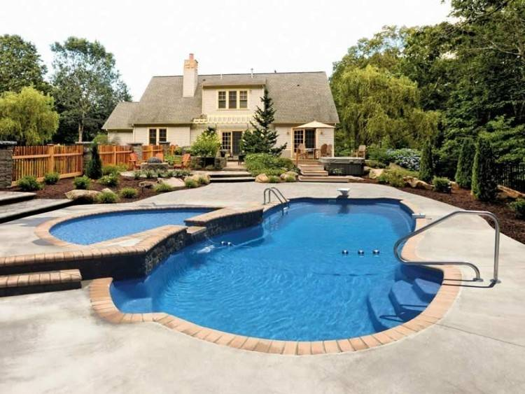 Pool Deck Pavers Waplag Outdoor Travertine Ivory Around Venice31  E1349628085938 018
