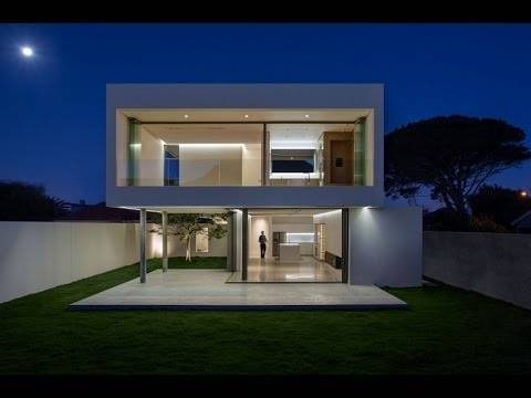 Horizontal facade design