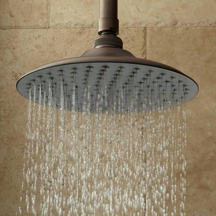 Hermitage Freestanding Outdoor Shower