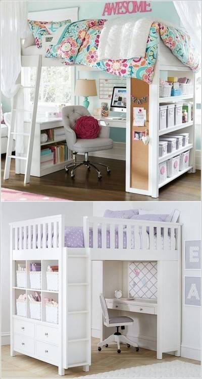 Space Saving Furniture Ideas For Small Kids Room Bed Bedroom Decorating