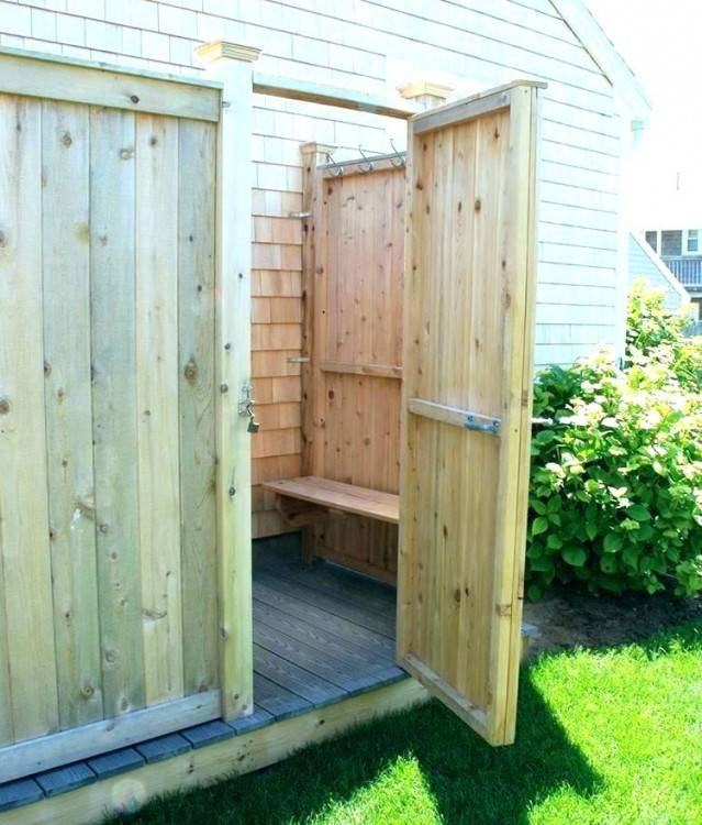 how to make an outdoor shower enclosure kit reasons love showers