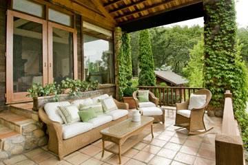 Gaithersburg Home Addition Deck (View 4) · Outdoor Living