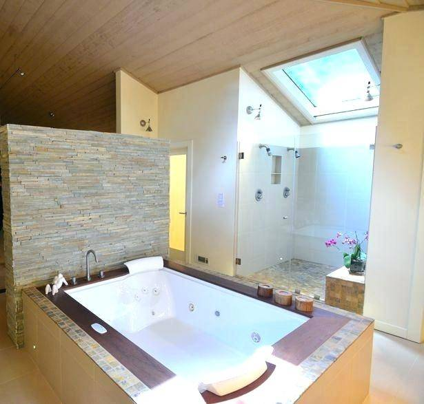 bathroom designs with jacuzzi tub spa tub with shower home design layout  master small ideas blue