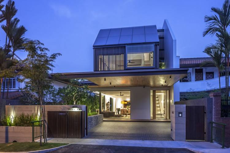 THE LATEST TRENDS IN MODERN HOUSE