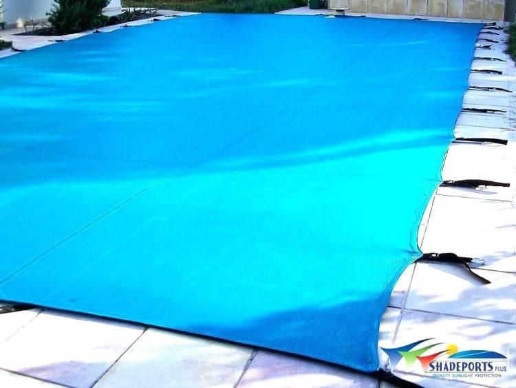 pool leaf net cover inground swimming pool