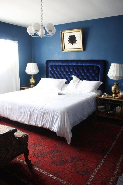 Medium Size of Blue And White Bedroom With Dark Furniture Navy Design  Red Ideas Home Improvement