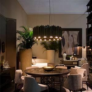 Liza Branch, Modern Lighting Design