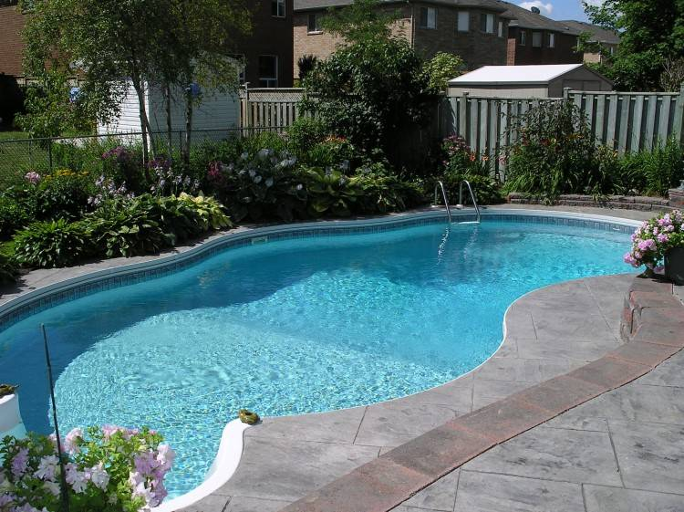 Fiberstars perimeter lighting allows you to add charm and ambiance to any  Viking pool or spa
