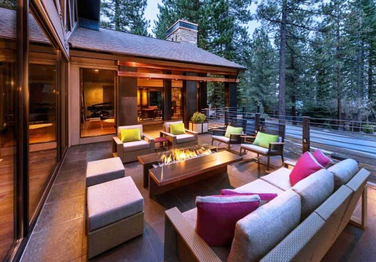 Awesome Outdoor Living Area Ideas