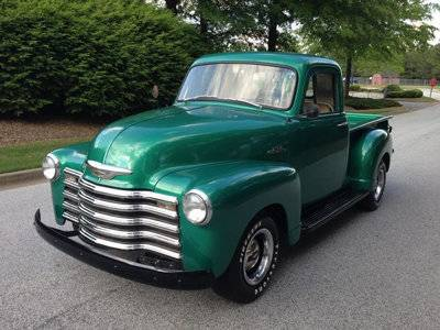 1953 chevrolet pick up truck