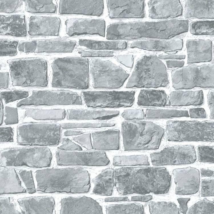 nuwallpaper brick vintage faux stone brick wallpaper removable wall white  brick wallpaper bedroom ideas
