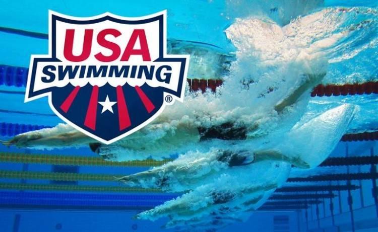 Stanford Swim Camp Backstroke Start