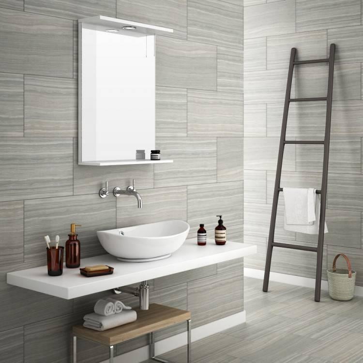 Fresh and Stylish Small Bathroom Remodel add Storage Ideas [Before/After] Small  Bathroom remodel small ideas, on a budget, diy, rustic, space saving, shower