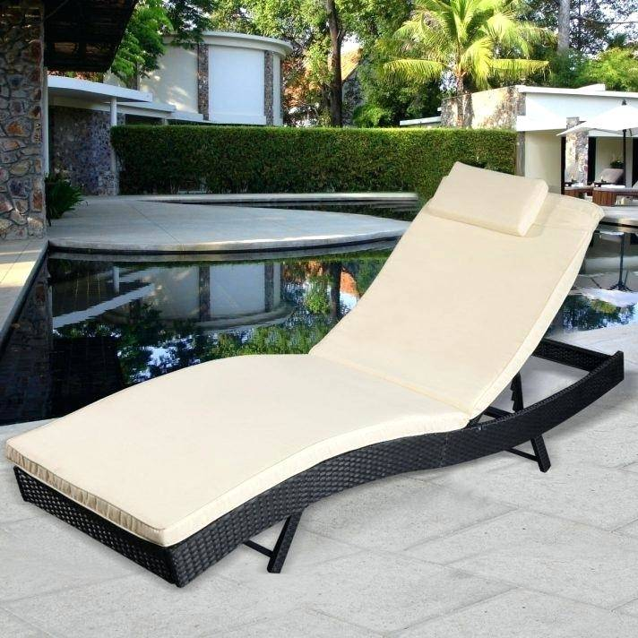 Full Size of Decoration Folding Chaise Lawn Chairs Aluminium Outdoor  Furniture Outdoor Black Chaise Lounge Chair
