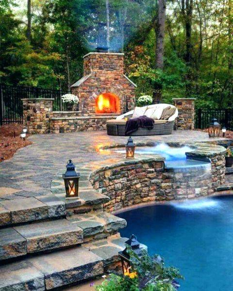inground pool ideas pools for small yards best pool ideas images on  inground pool ideas on