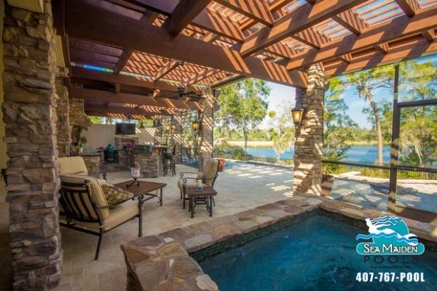 Outdoor Spaces Patio Mediterranean Style Group Of Ideas Party Classroom