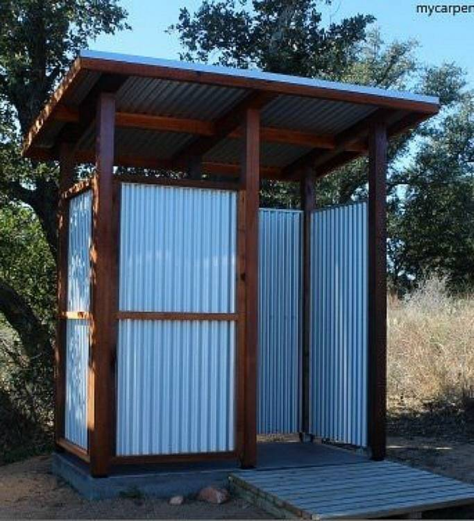 Full Size of Sunshiny Ideas Outdoor Shower Wooden Stall Home Design Mat  Marvellous Plans Outdoo Bathrooms