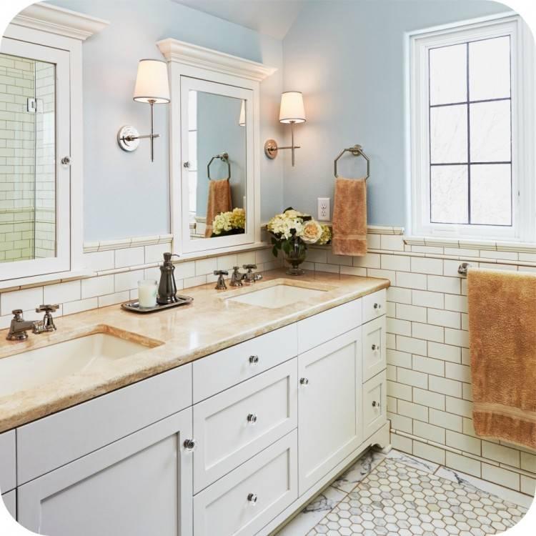 Lovely Bathroom Remodel Ideas Subway Tile for White Small Apartment  Bathroom Interior Ideas Decorations Bathroom Photo