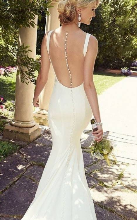 Timeless Illusion Princess Wedding Dress Lace Zipper Button Back