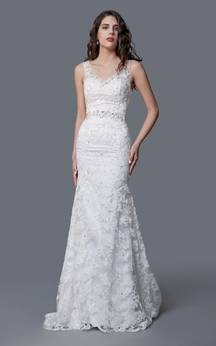 Beautiful Ronald joyce Rosalinda wedding dress