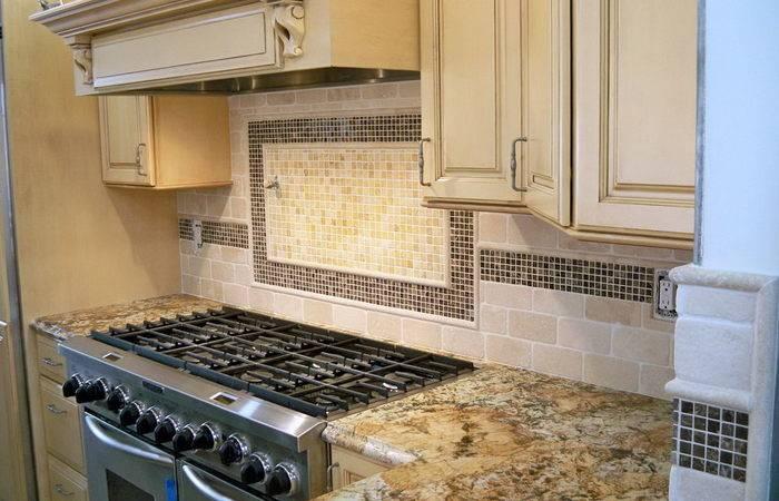 #Kitchen Idea of the Day: Kitchen Tile Murals & More Backsplash Ideas