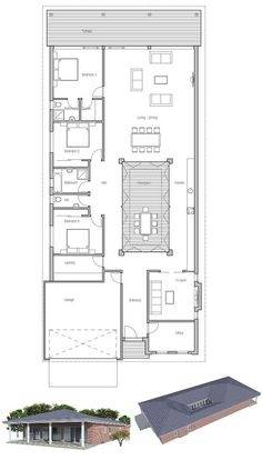 Narrow Lot Modern House Plans Fresh Captivating Small Lot House Plans S  Best Picture Interior
