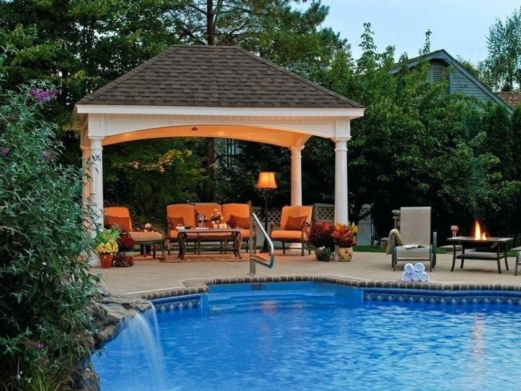 Gunite pools – customize shape and size for a unique pool design