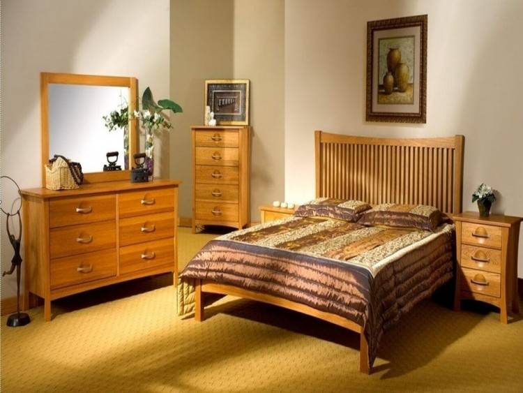 Cozy Country French Bedroom Furniture
