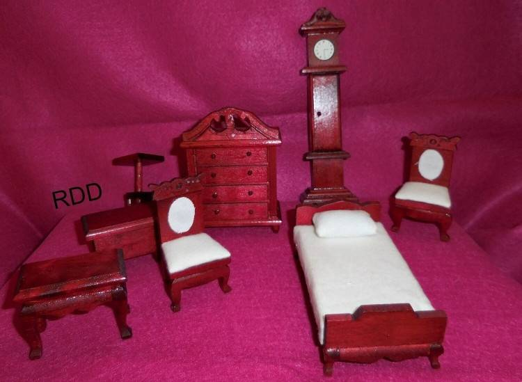 Andreas Bedroom Set
