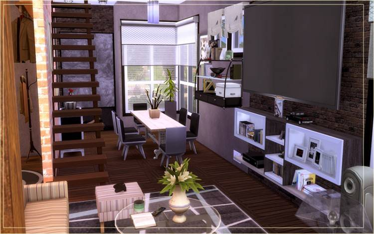 4 Dining Room Chairs Luxury Set 4 Dining Room Chairs Inspirational the Sims  4 Mody Jadalnia