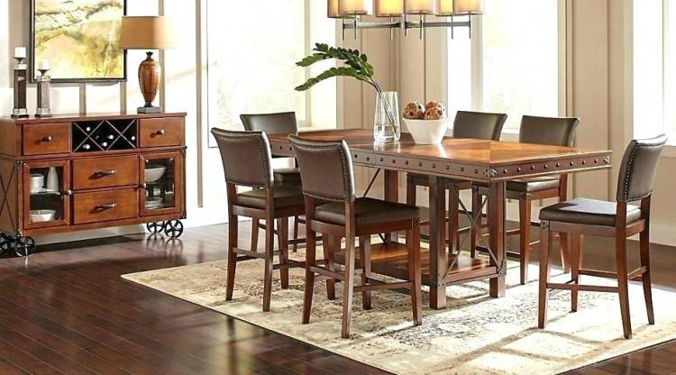 rooms to go dining table